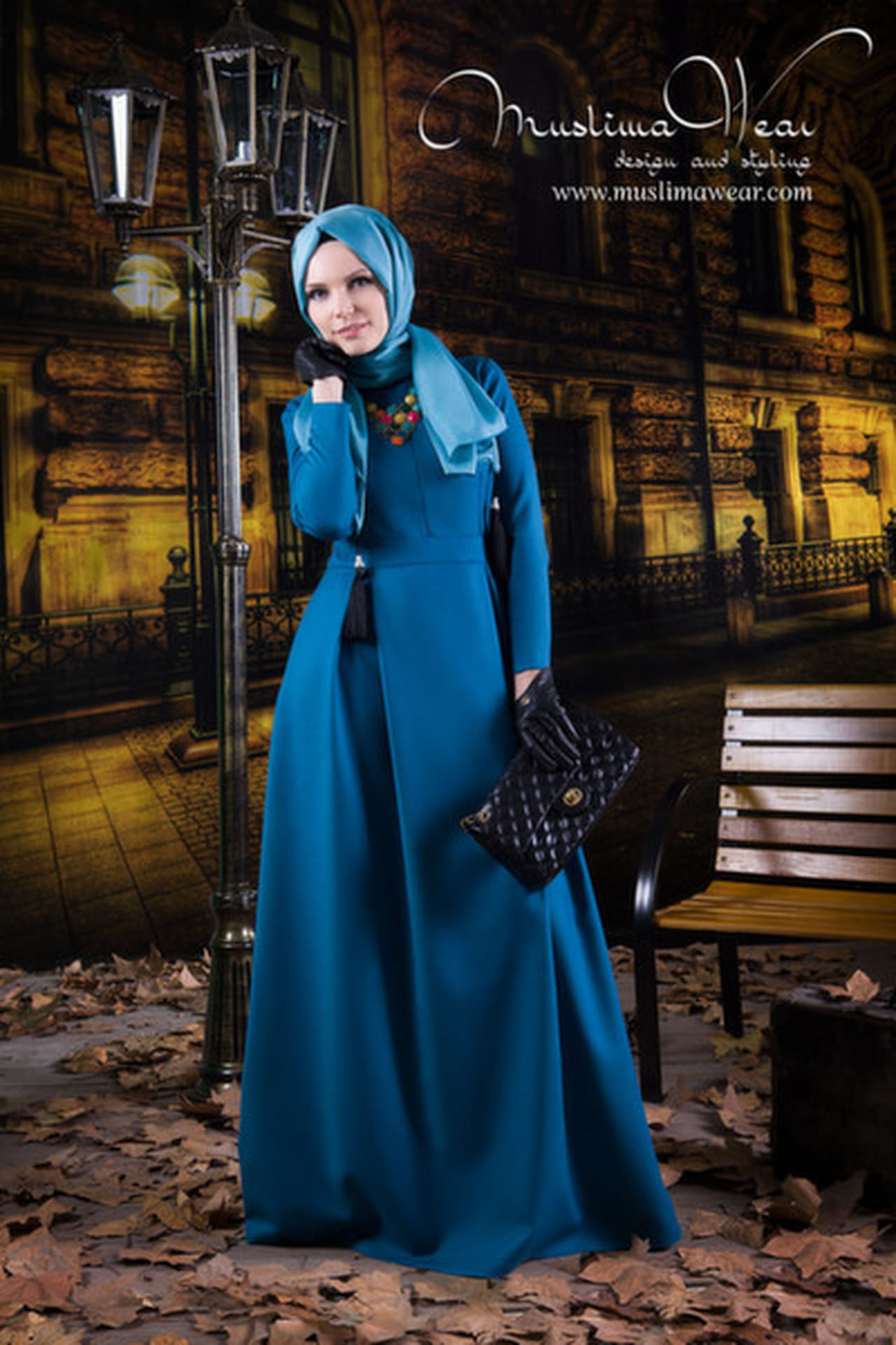 أفضل 10 إطلالات من أزياء Muslima Wear التركية  814325