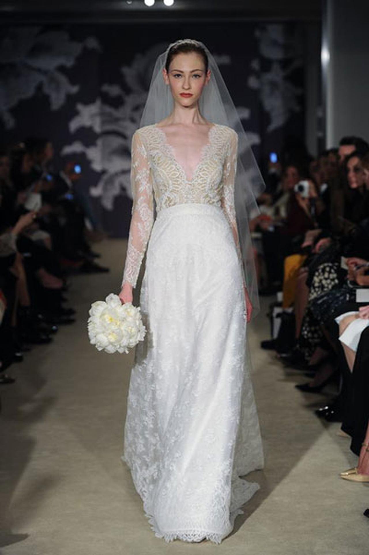 إبداع كلاسيكي في فساتين زفاف 817013