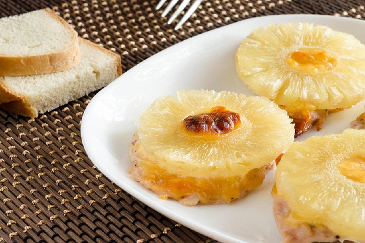 طريقة عمل خبز الأناناس  835668