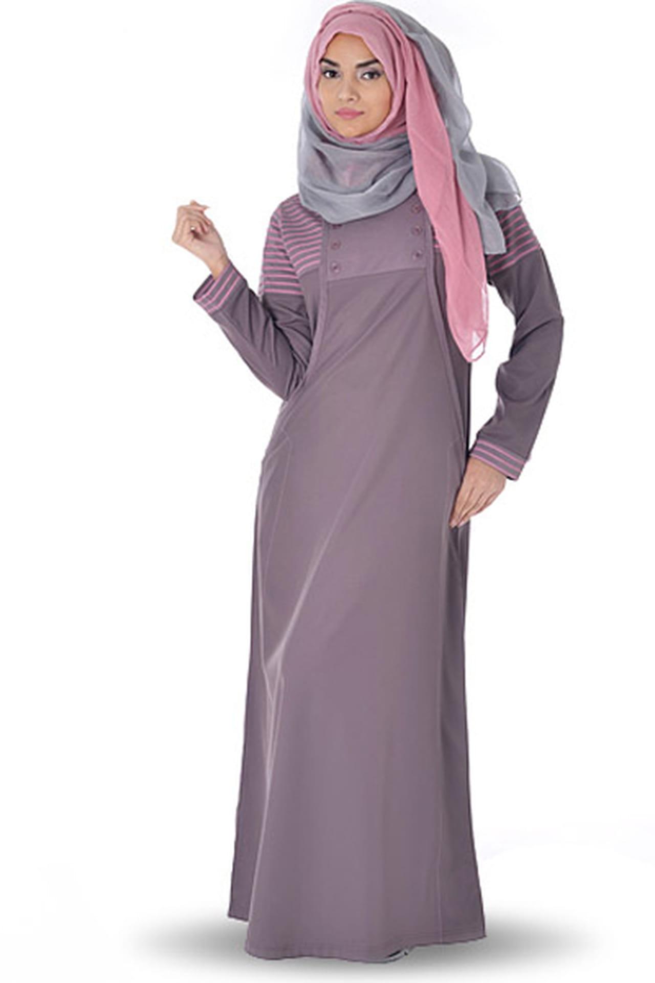 10 اختيارات أنيقة من أزياء Silk Route للمحجبات  814697