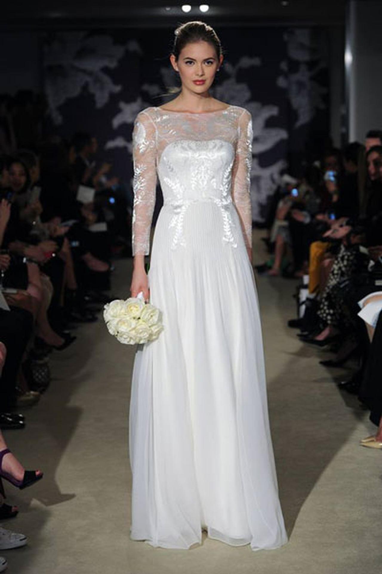 إبداع كلاسيكي في فساتين زفاف 817019