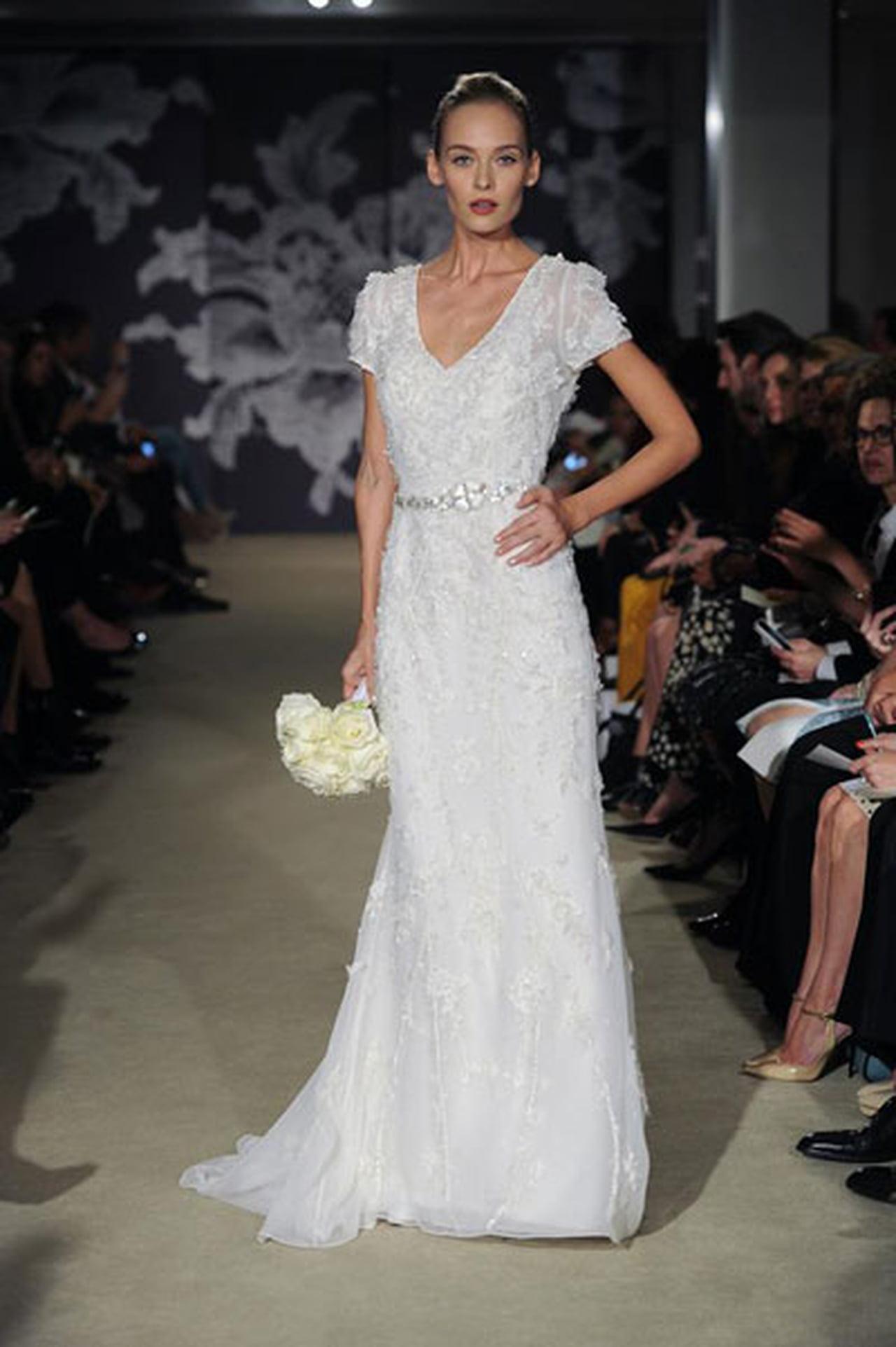 إبداع كلاسيكي في فساتين زفاف 817020