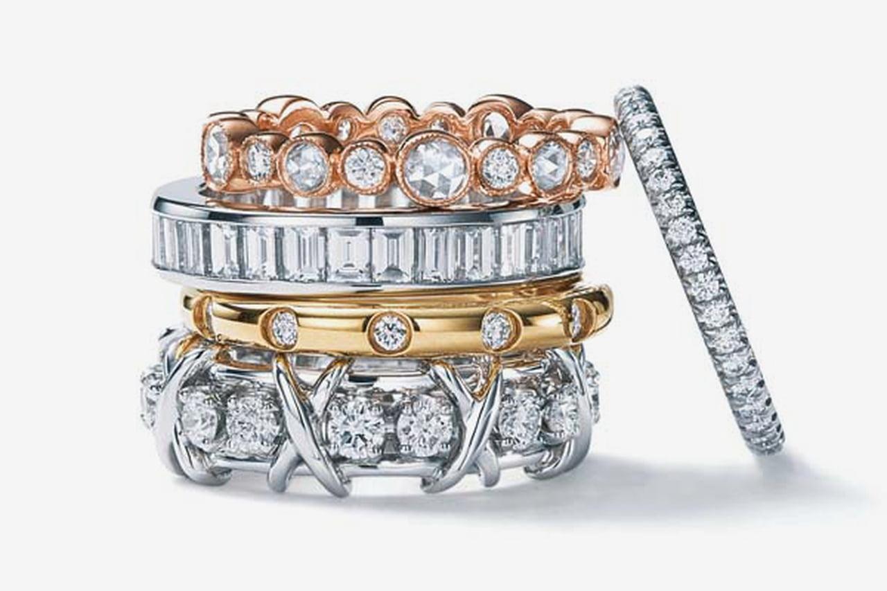 خواتم الخطوبة والزواج تخطف الأنفاس من Tiffany & Co تيفاني اند كو.  879909
