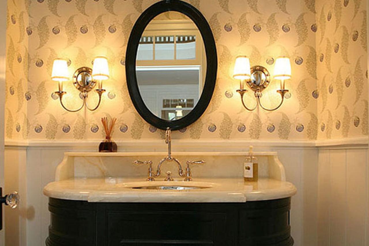 قواعد ونصائح تصميم ديكور حمام الضيوف بأناقة 866921
