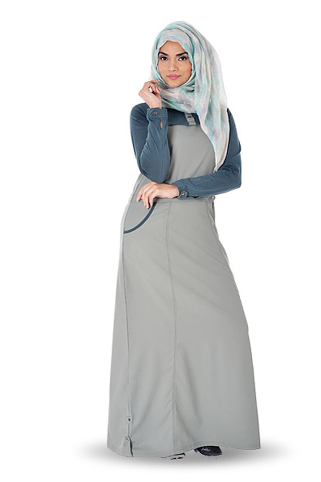 10 اختيارات أنيقة من أزياء Silk Route للمحجبات  814701