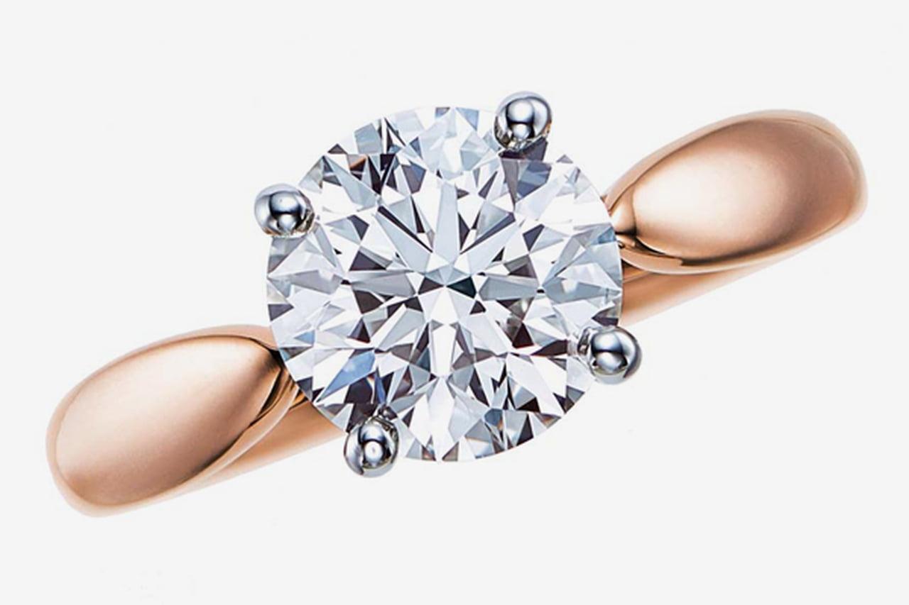 خواتم الخطوبة والزواج تخطف الأنفاس من Tiffany & Co تيفاني اند كو.  879908