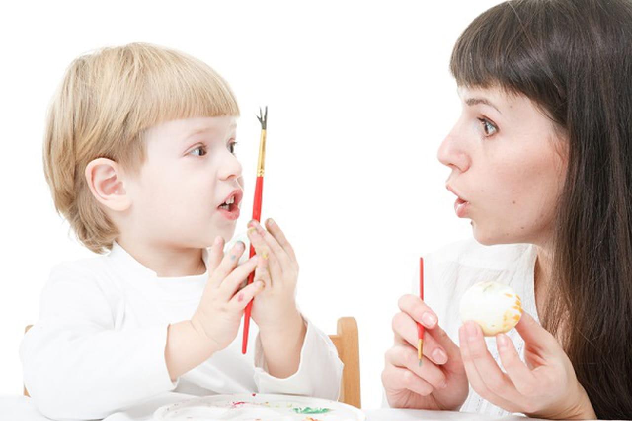 نصائح لتنمية قدرات التحدث عند الأطفال  860978