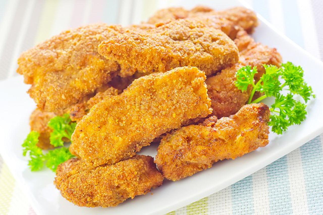 بانيه الدجاج المقرمش 862560
