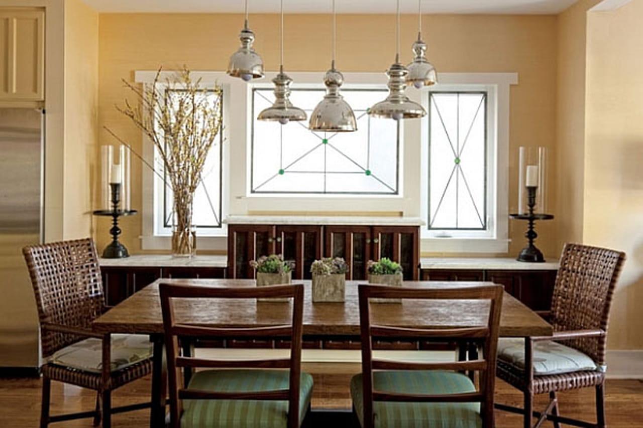 ديكورات عصرية لغرف الطعام لأوقات عائلية لا تنسى 825800
