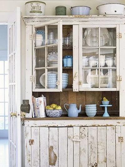 أفكار رومانسية دافئة في ديكورات المطبخ 800600