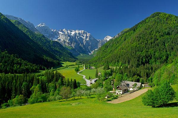 Slovenija Logarska-dolina