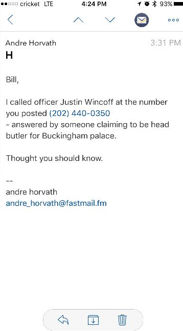 Arrest Update of Heather Ann Tucci-Jarraf in Washington D.C.   7/25/17  ~Update #3 Including Yosef~ Msg-to-bill1