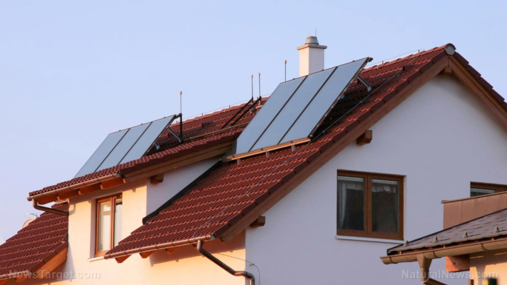 Turning heat into electricity: Engineers are working on technology that will harvest clean energy from pavement House-Roof-Solar-Panels-1024x576