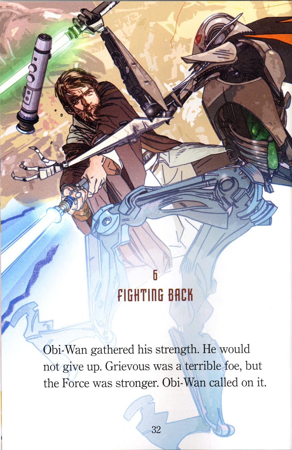 Obi Wan vs Grevious-Obi Wan hype 1553814777879