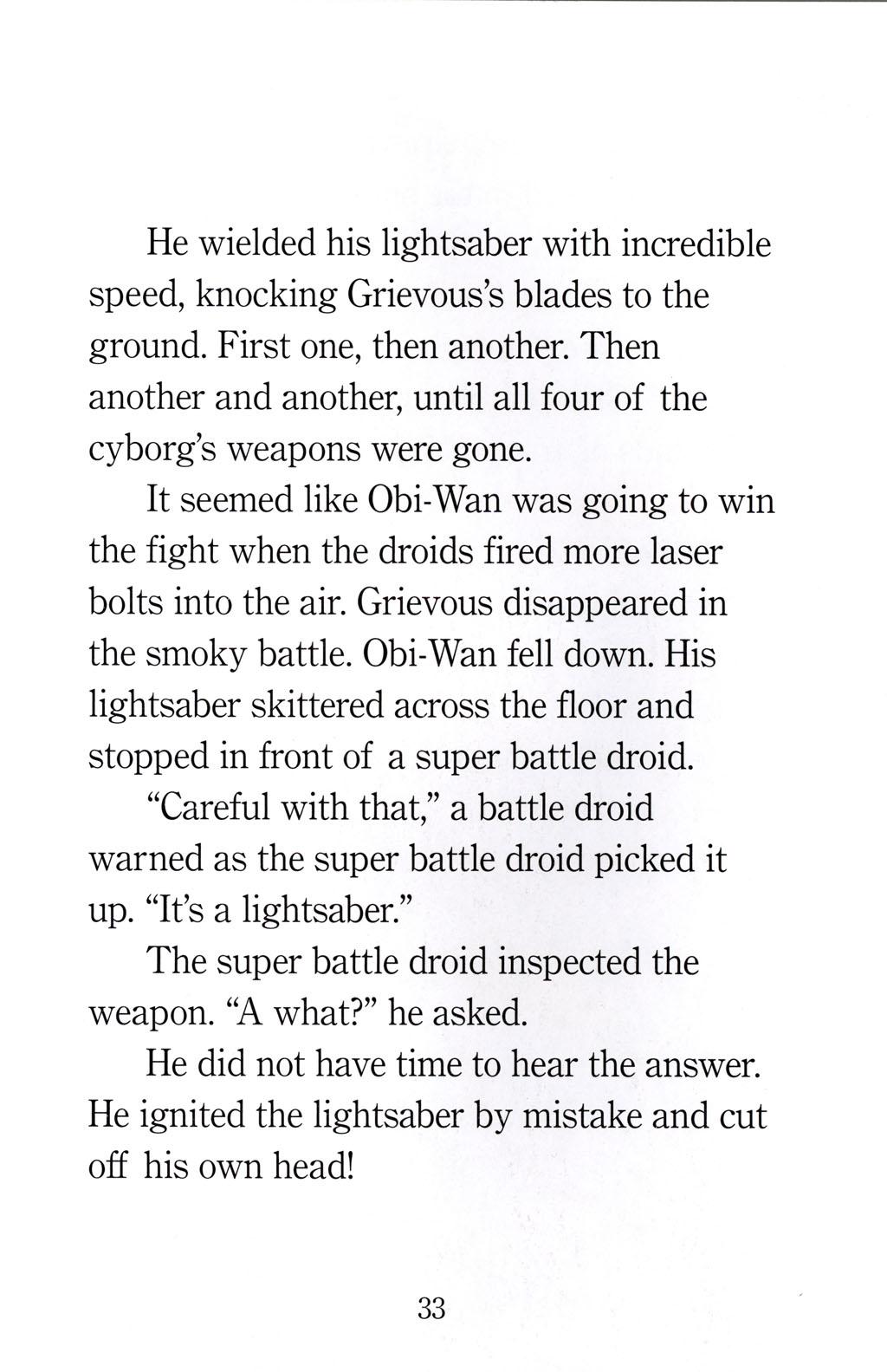 Obi Wan vs Grevious-Obi Wan hype 1553814948971