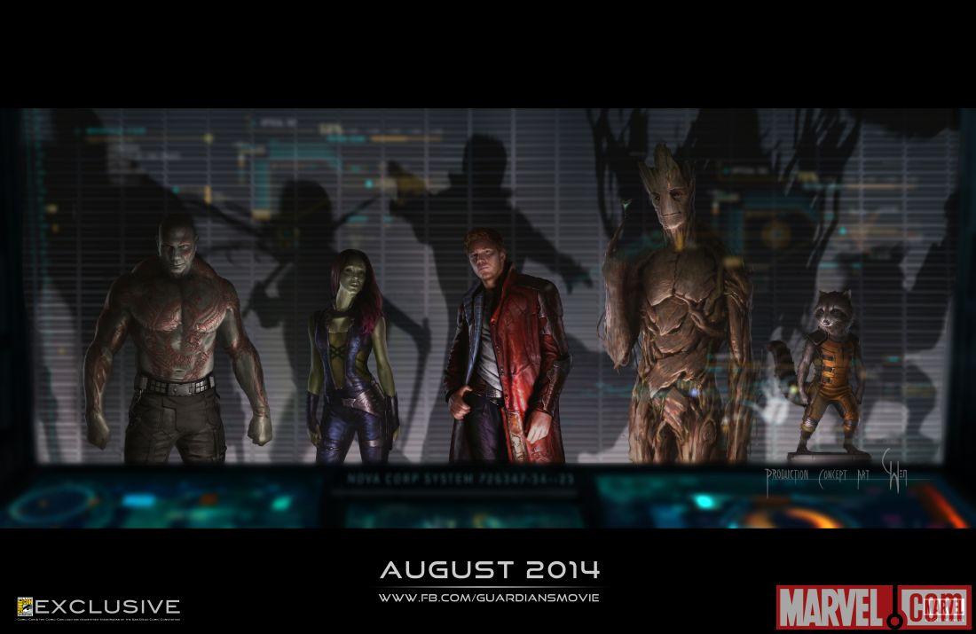 Les Gardiens de la Galaxie [Marvel - 2014] - Page 2 51eb2de26e2d0