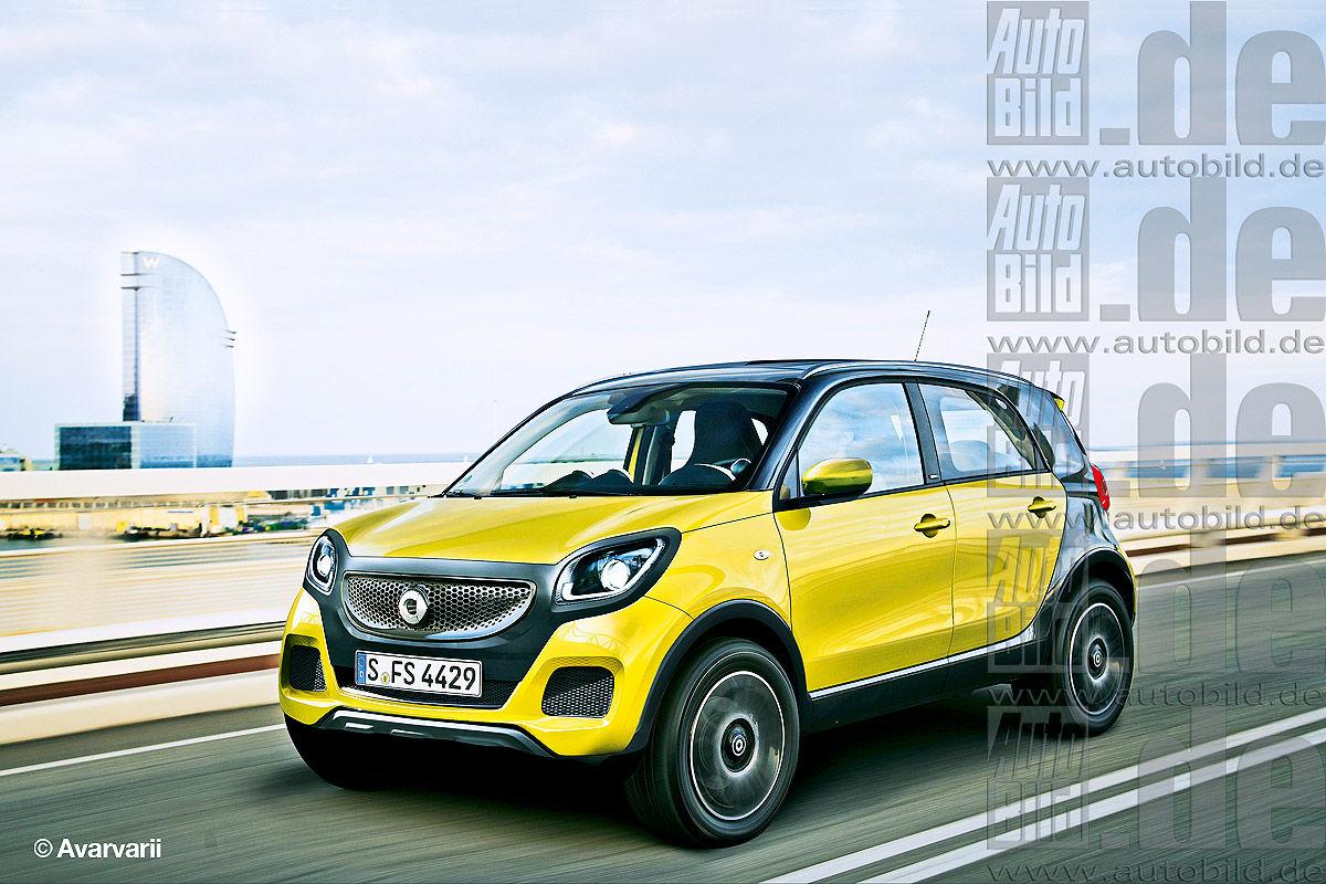 2021 - [Smart] ForFour 4x4 Crossover-und-Mini-SUV-Neuheiten-2015-2016-2017-2018-2019-2020-1200x800-cc6ad2940f4b77be
