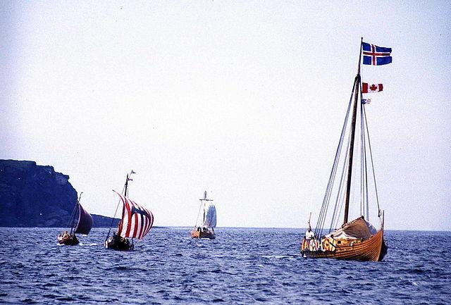 Desmontando mitos viajeros: los vikingos llevaban cascos con cuernos, y la redondez de Colón 650_1200