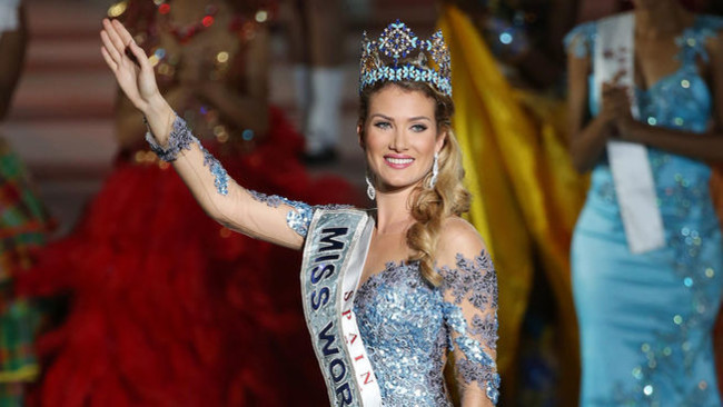 The Official Thread of Miss World 2015 @ Mireia Lalaguna - Spain  650_1200