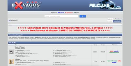 Goear y Exvagos dejan de estar disponibles en España: la Comisión Sinde ordena su bloqueo  450_1000