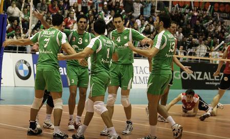 Voleibol Unicaja-almeria