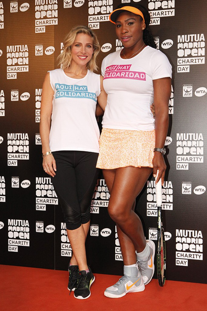 ¿Cuánto mide Serena Williams? - Altura - Real height Mutuatenis01-682x1024