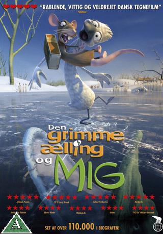 [Walt Disney Télévision France] Le Vilain Petit Canard et Moi (2007) Cover_280