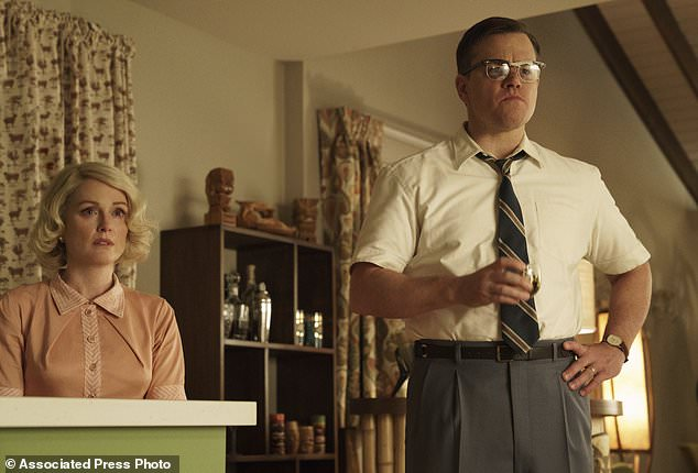 Interview with George on Suburbicon Mailonline Wire-1225657-1503983247-453_634x430