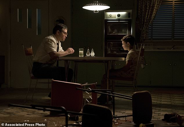 Interview with George on Suburbicon Mailonline Wire-1225661-1503983250-232_634x437