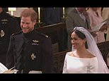 George and Amal at Royal Wedding evening reception Frogmore House Video-3018102-481_154x115