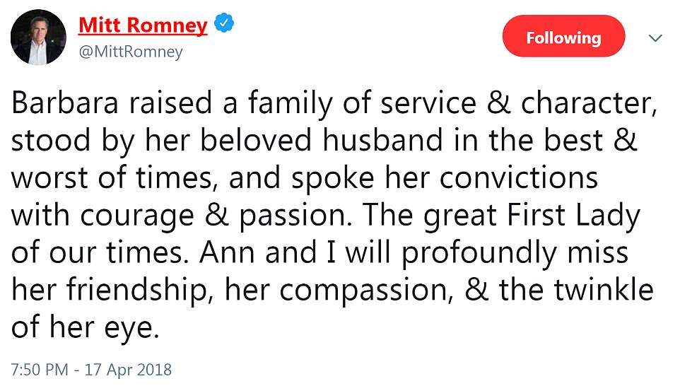 The Serious Side - part 6 - Page 4 4B43E4EE00000578-5627825-Mitt_Romney_Barbara_raised_a_family_of_service_character_stood_b-a-243_1524021448173