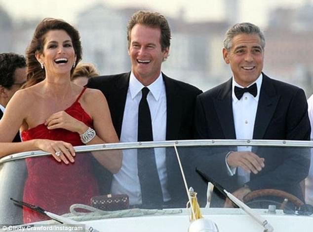 George Clooney celebrates his birthday in New York at Laconda Verde 4BEC255800000578-5697367-image-m-79_1525632504259