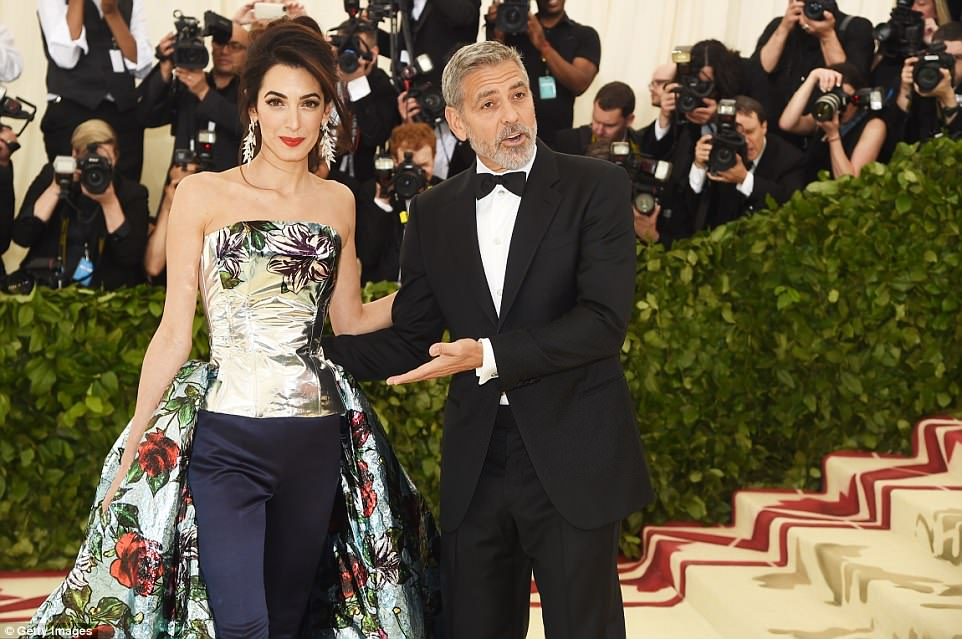 George and Amal at Met Gala 4BF3EDB000000578-5701183-image-m-59_1525729639628