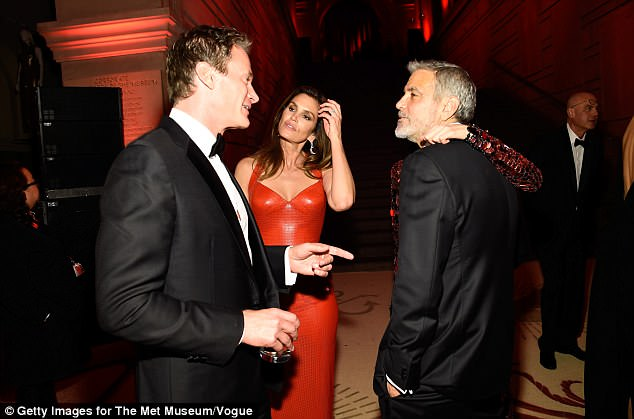 George and Amal Clooney Later at after party after the Met Gala2918 4BF6A22200000578-5703775-image-a-26_1525782051788