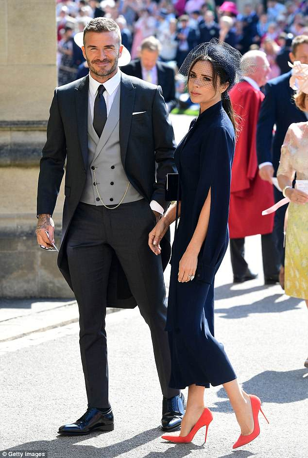 George and Amal Clooney at the Royal Wedding - Page 2 4C6C0B6E00000578-5751241-image-a-45_1526853553000