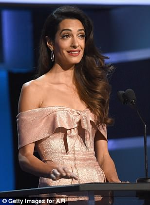 Daily mail Amal's Speech At AFI Gala 4D09F6AA00000578-5819721-image-m-59_1528443551596