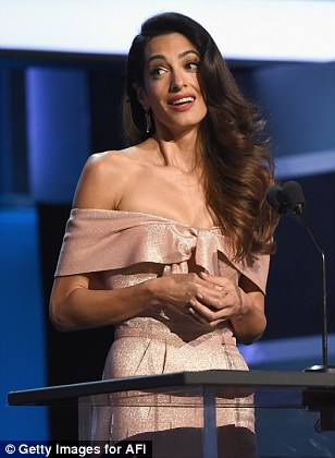 Daily mail Amal's Speech At AFI Gala 4D09F72100000578-5819721-image-a-60_1528443556644