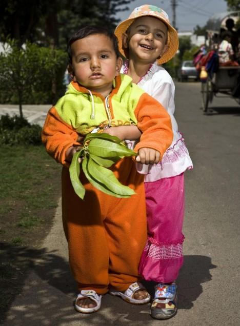 La historia del niño más alto de la India, Karan Singh Article-0-00FF79C700000578-736_468x636