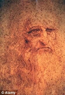 Leonardo, the Turin Shroud and the Mona Lisa Article-0-053E7F2C0000044D-259_224x324