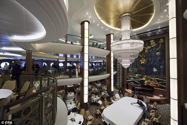 Inside the world's biggest and most expensive ever cruise ship Article-0-06FF076E000005DC-548_634x423