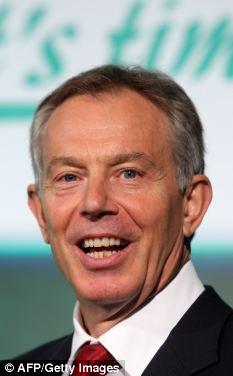 Tony Blair to return to British politics Article-1261491-0823E1FB000005DC-603_233x376