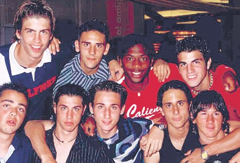 Barca Players years ago! Article-1264310-090A7E42000005DC-966_468x318
