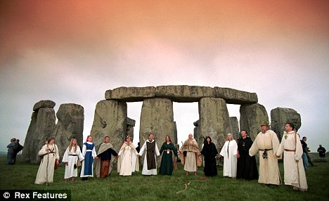 Pagans in a modern world: what is Neopaganism? Article-1284449-09EA647C000005DC-422_468x286
