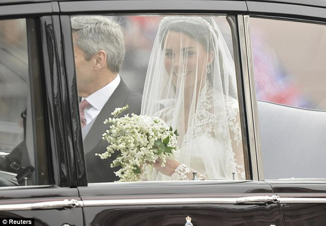 Magical wedding for a Royal bride... and even the vergers were doing cartwheels in the aisle Article-1381795-0BD3407E00000578-474_634x441