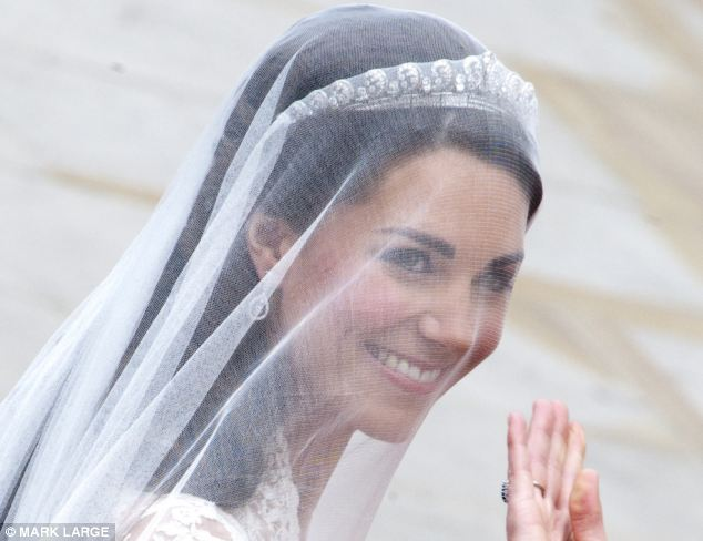 Magical wedding for a Royal bride... and even the vergers were doing cartwheels in the aisle Article-1381795-0BD4747800000578-409_634x488