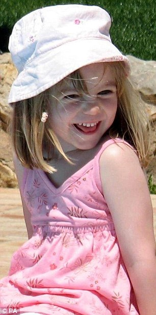 Kate McCann: I believe kidnapper drugged my twins on the night Madeleine was taken Article-1386093-00B4454B000004B0-400_306x616