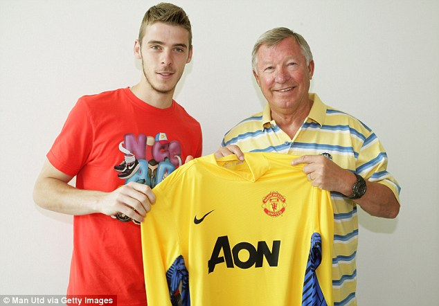 David De Gea Article-2009393-0CC8D2E000000578-98_634x442