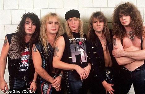 'I am Jani Lane': Bizarre note found in dead Warrant singer's pocket Article-2029144-0D8AB83800000578-263_468x303