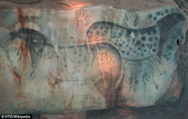 The Horse in Art Article-0-0EB51C7E00000578-37_634x403