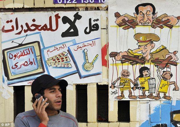 بالصور // Egypt Tahrir today  مصر التحرير اليوم Article-2066172-0EF0BC7900000578-212_634x448